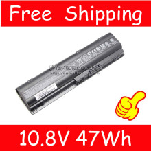 10.8V 47Wh Original Battery For HP G32 G4 G42 CQ43 CQ32 CQ42 DM4 MU06 compaq presario CQ62 Free shipping