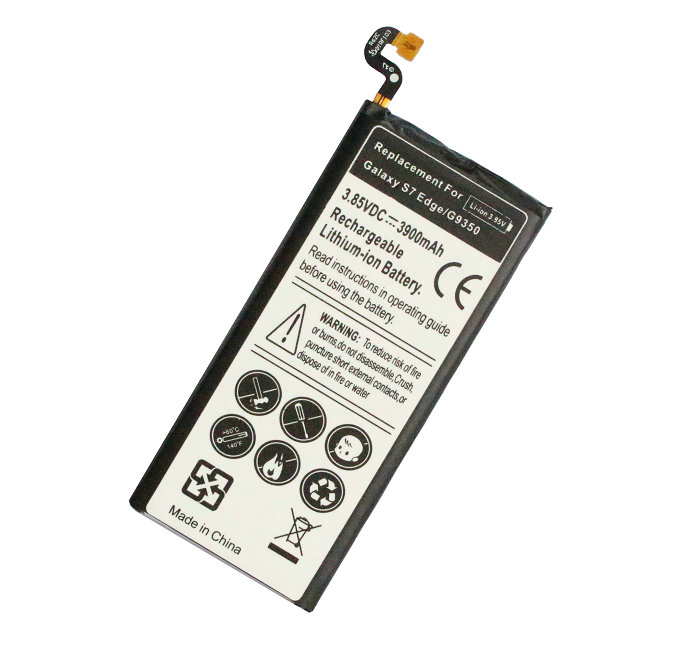 EB-BG935ABE Replacement-Battery S7-Edge Samsung Galaxy For S7-edge/G9350/G935/G935f A/P/t/w