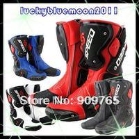 Free Shipping New Black Waterproof Boots Boot Guard Motorcycle Bike MX ATV back protector racing jacket