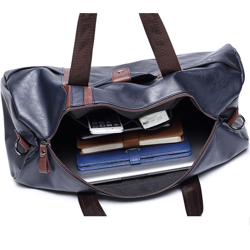 Най-високо качество PU кожа пътека - Багаж и пътни чанти - Снимка 4