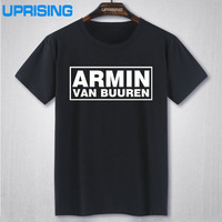 ARMIN VAN BUUREN PRINTED TRANCE MENS T SHIRT ASOT HOUSE MUSIC IBIZA RAVE DJ TEE TShirt