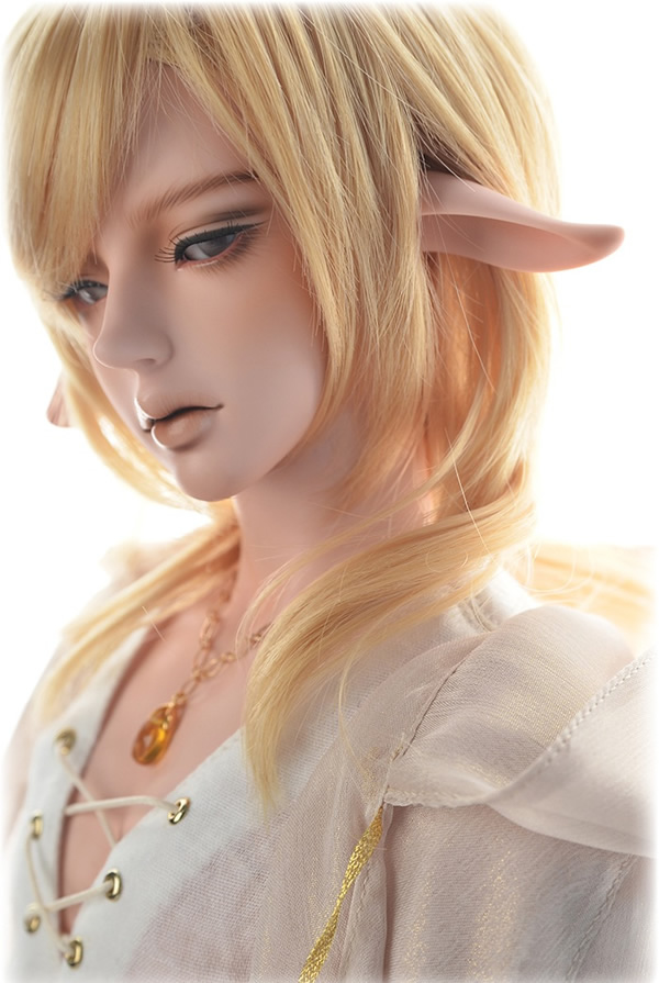 BJD SD doll doll Heliot M shooter male doll toy doll