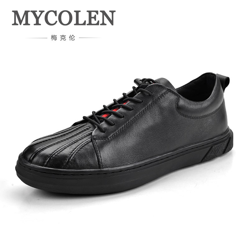 MYCOLEN 2018 The New Listing Mens Casual Shoes Man Flats Breathable Mens Fashion Classic Canvas Shoes Sapatos Masculino mycolen the new listing men shoes brand new fashion mens sneakers 2018 breathable elastic band casual shoes man sepatu pria
