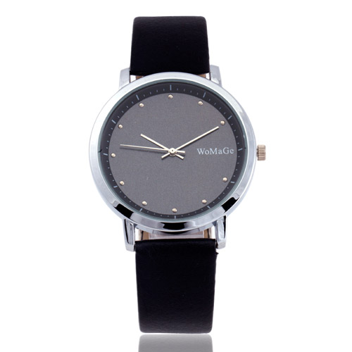 New Korean Style Fashion Simple Candy Colored Lovers Watch L