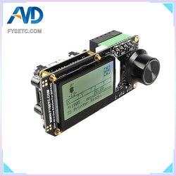 AIO II V3.2 плата контроллера все в одном II 32 бит Материнская плата MCU 32 бит встроенный RGB mini12864 ЖК поддержка Marlin для 3DP/CNC