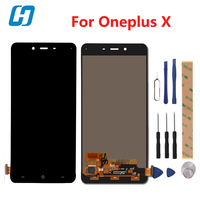 Oneplus X LCD Display Touch Screen 100 Original Digitizer Glass Panel For Oneplus X 1920x1080 FHD