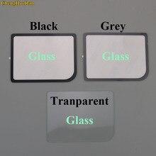 Para nintendo gameboy zero DMG 01 para raspberry pi modificar protetor estreito capa de vidro da tela lente para gb