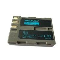 EN EL3E ENEL3E Lithium Batteries Pack EN EL3E Digital Camera Battery EN EL3e For Nikon D50