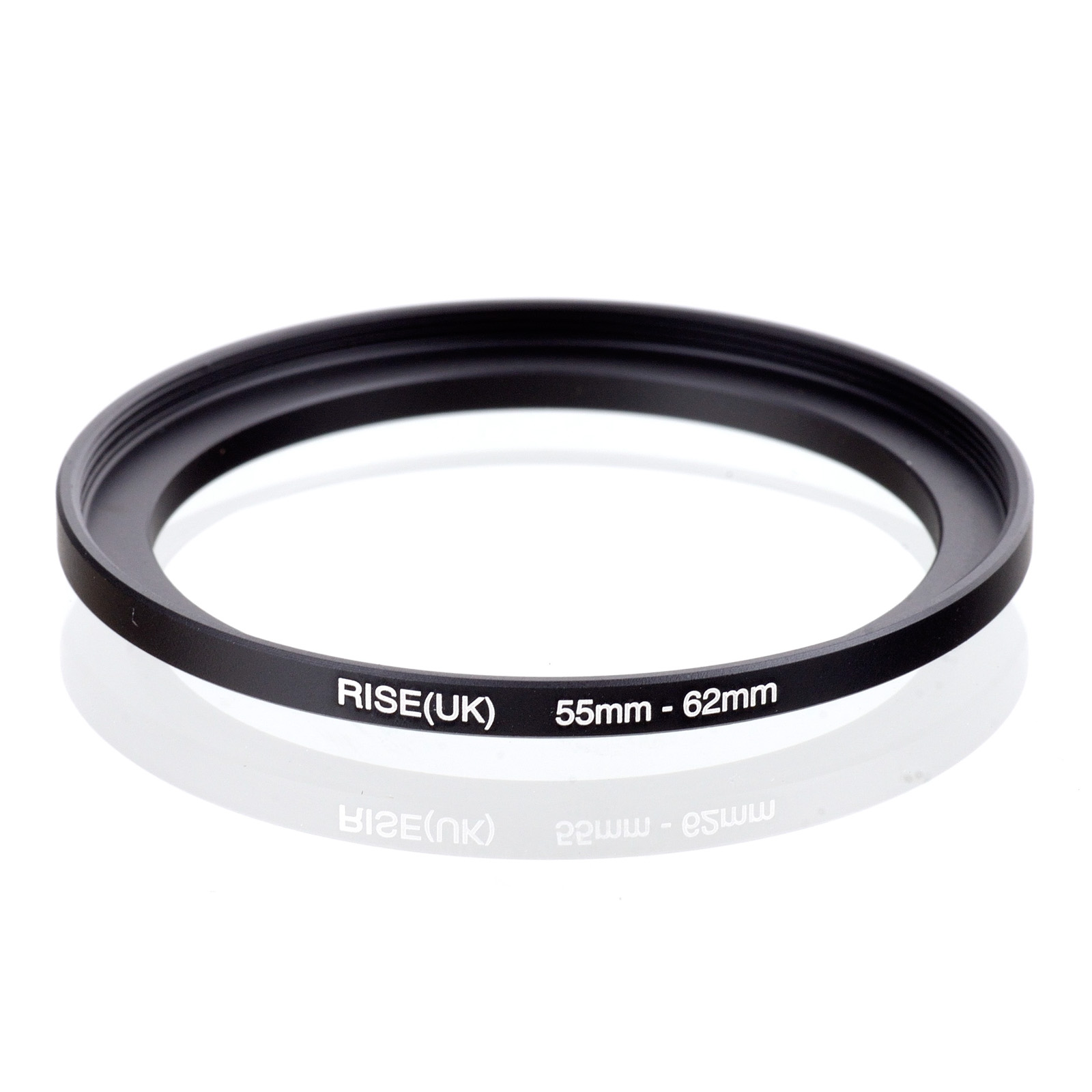 RISE(UK) 55-62 MM 55 MM - 62 MM 55 to 62 Step Up Ring Filter Adapter