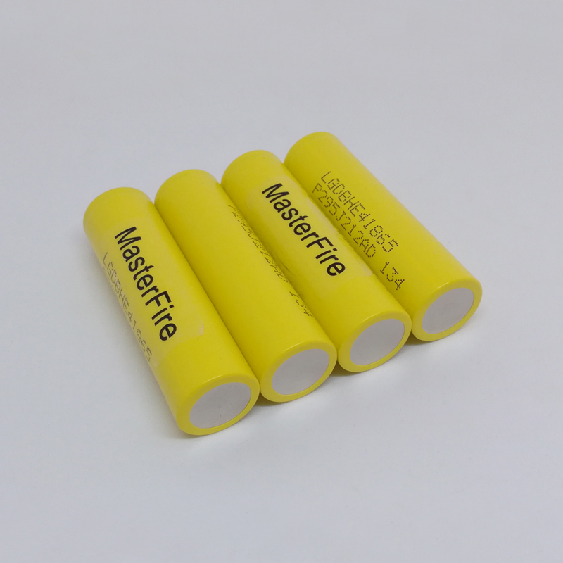 MasterFire Wholesale 100% Original LGDBHE41865 2500mAh HE4 Battery 18650 3.7V power electronic batteries 20A discharge For LG battery capacity testing electronic load nicd and nimh mobile power supply tester tec 06 lithium battery page 7