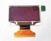 1,3 Zoll 128*64 Oled-display 128X64 weiß/blau 30pin LCD SSD1306 Fahrer Passive Matrix für arduino Diy Kit