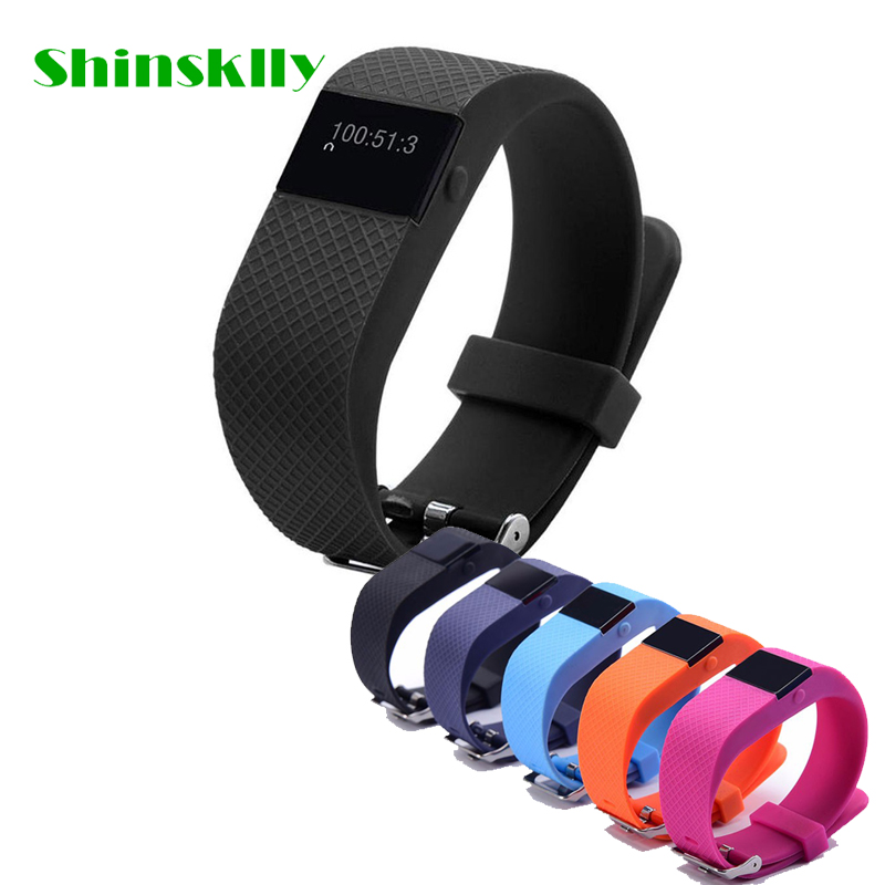 TW64S Smart Band Fitness Activity Tracker Bluetooth 4.0 Smartband With Heart Rate Monitor Sport Wristband  Bracelet PK Fitbits
