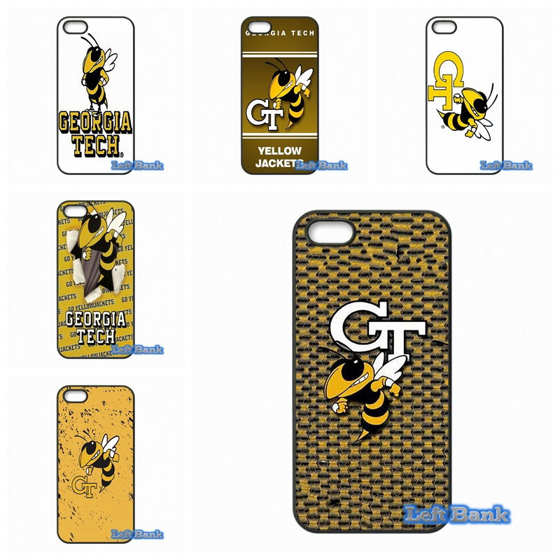 wholesale dealer 11fc6 e7ead US $4.99 |Georgia Tech Yellow Jackets Logo Phone Cases Cover For Samsung  Galaxy 2015 2016 J1 J2 J3 J5 J7 A3 A5 A7 A8 A9 Pro on Aliexpress.com | ...