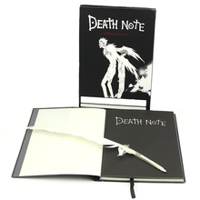 Lovely Fashion Anime Theme Death Note Cosplay Notebook New School Large Writing Journal 20.5cm*14.5cm