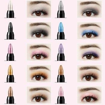 Купи Новый 1 шт. Для женщин Красота для макияжа Карандаш блеск матовый тени для глаз Ручка Косметические на алиэкспресс со скидкой