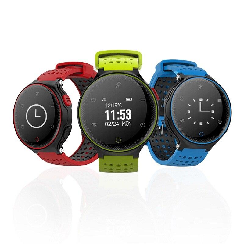HEINO R22 Smart Bracelet Watch Bluetooth4.0 Fitness Activity Tracker Wireless Smart Wristband with Blood Pressure Monitor