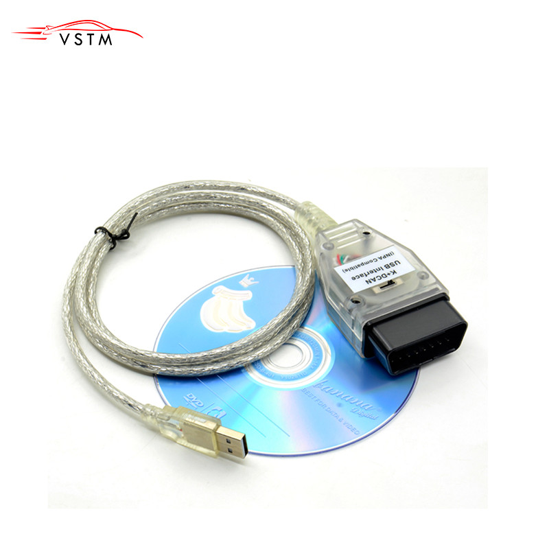 2019 INPA K+DCAN USB Interface For <font><b>BMW</b></font> OBD CAN With Switch <font><b>Diagnostic</b></font> Switched INPA Cable Free Shipping image