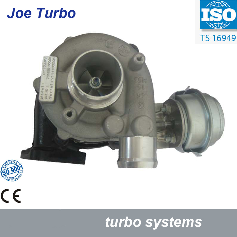 GT1749V Turbo 701855 701855-5006S Turbocharger For Ford Galaxy Seat Alhambra Ibiza VW Sh ...