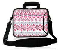 13 13 3 Laptop Sleeve Bag With Shoulder Strap Neoprene Laptop Case For Computer Tablet