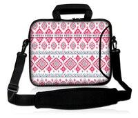 13 13 3 Laptop Sleeve Bag With Shoulder Strap Neoprene Laptop Case For Computer Tablet