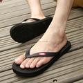 2015 Summer Men Casual Flat Sandals Leisure Soft Flip Flops,EVA Massage Beach Slipper Shoes Men Size 40-44 3colors free shipping