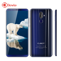 CUBOT X18 Plus 4G Mobilephone Android 8.0 5.99 MTK6750T 1.5GHz Octa Core 4GB+64GB 4000mAh 20.0MP+2.0MP Dual Back Cameras Phone