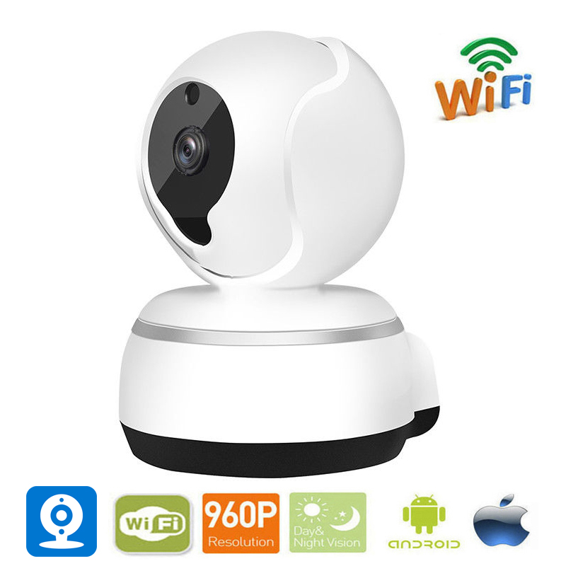 720P 960P Home Security IP Camera Wireless Smart WiFi Camera WI-FI Audio Record Surveillance Baby Monitor HD Mini CCTV Camera leshp smart home security camera system personal wireless lighting table lamp smart 2mp image sensor wifi mini ip camera