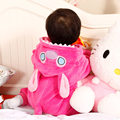 De Halloween Navidad Traje Mamelucos del Bebé Infantil Niños Niñas Rosa Carácter Anime Cosplay Recién Nacido Ropa de Niños Pequeños
