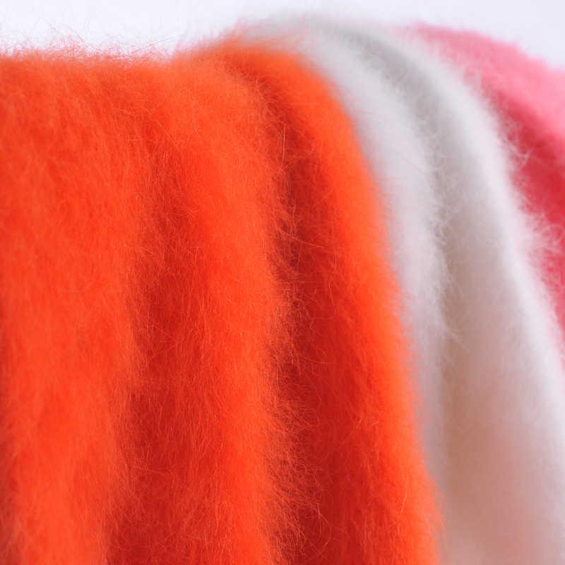 Super Warm Pluche Nertsen Kasjmier Garen Nertsen Garen Voor Hand Breien Sjaal Trui Vest Fancy Garen Voor Diy Haken Hoeden handschoenen