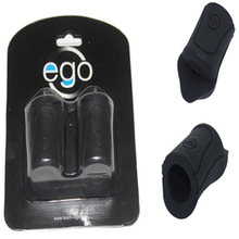 2PCS Hot EGO Silicone Gel Tattoo Grip Cover Black Non-Slip Import Grip Cover For 18mm-22mm Tattoo Grip For