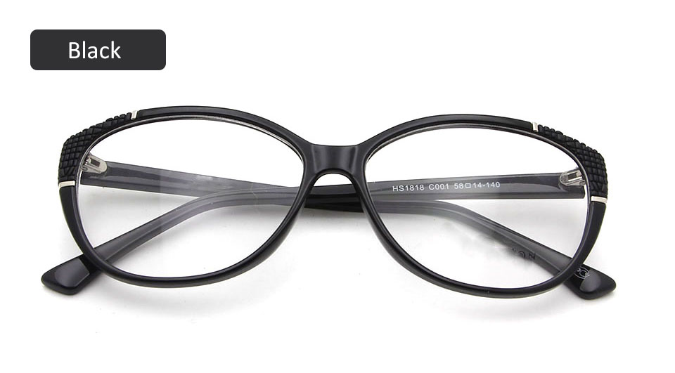 eyeglasses black