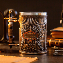 Mugs Game of Thrones Wine Glass Coffee Tea Cup