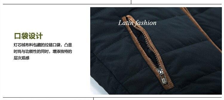 Free Shipping Mens Fishing Sleeveless Jacket Denim Outdoor Casual Casual Multi-pocket r Clothing Waistcoat Brand Winter Men VestE11662-16