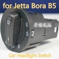 Polarlander Car Headlight On/OFF Switch Knob Button 34D941531g for J/etta B/ora B5 Fog Headlight Lamp