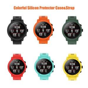 Image 5 - Amazfit Stratos Astuto Della Vigilanza APP Ver 2 GPS Monitor di Frequenza Cardiaca 5 ATM Impermeabile Xiaomi Ecosistema Smartwatch