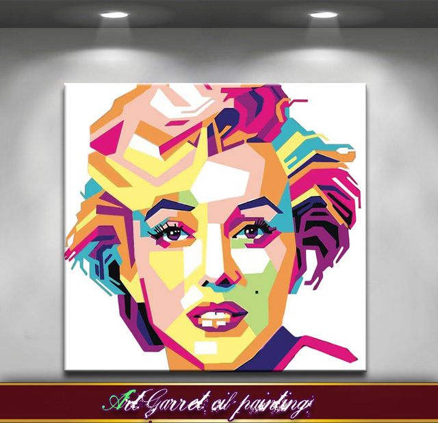 Wall Ofportrait Paintings