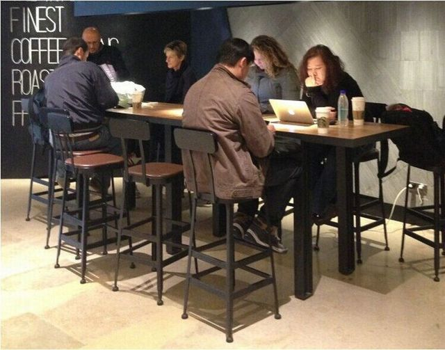 Wrought Iron Tables And Chairs Restaurant Starbucks Tall Bar Chairs Wood Bar  Cafe Table Chair Combinations