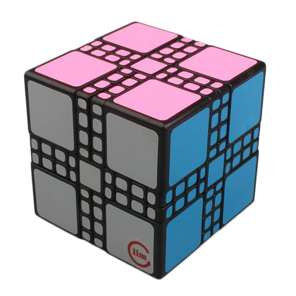 Fangshi Funs LimCube Master Mixup Magic Cube Puzzle Educational Toys For Children Kids - Type 2 educational toys mirror cube maze classic magnetic cube toy magic cube puzzle cups toys for children 601558
