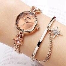 Fashion Luxury Watches Women Alloy Bracelet Watch
