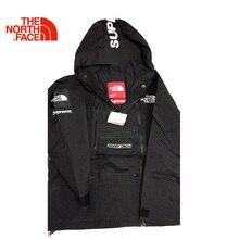 Supreme x TNF крутая технология с капюшоном 16SS The North Face зимняя теплая уличная мужская теплая куртка