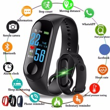 New Smart Watch Men Women Heart Rate Monitor Blood Pressure Fitness Tracker Smartwatch Sport Smart Clock Band For IOS Android цена