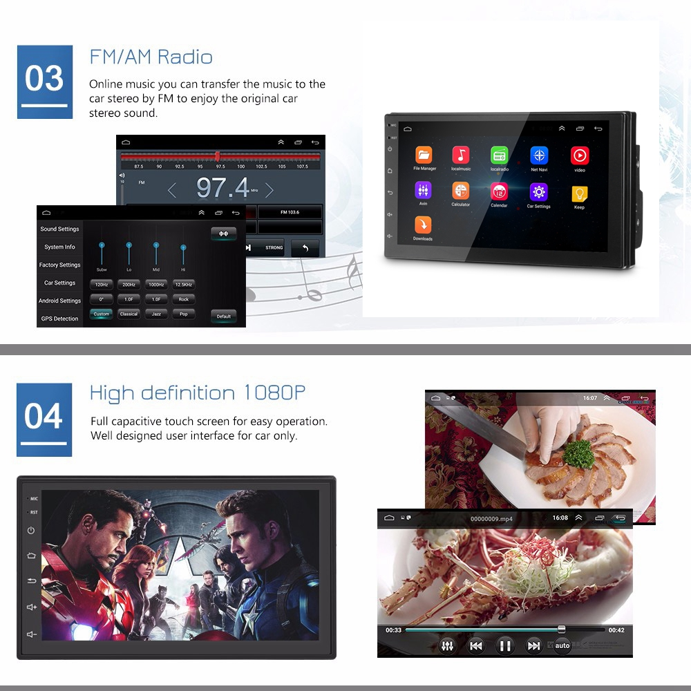HTB1dqcuXUjrK1RkHFNRq6ySvpXaE - Universal GPS Navigation WiFi Car Radio MP5 Player for VW Toyota Android USB Audio Multimedia Players Bluetooth FM AM TPMS DVR