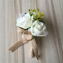 Buttonholes for Groom and Wedding guests