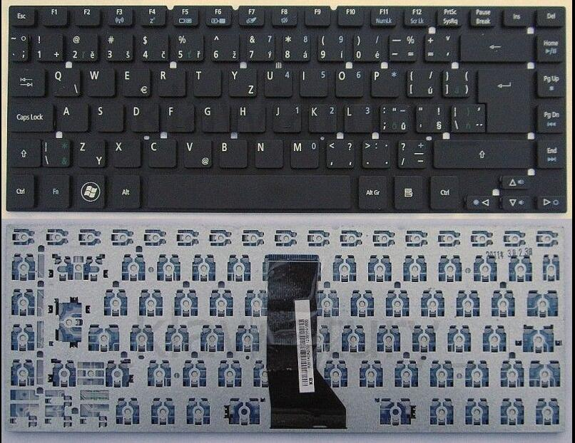 NEW FOR Acer Aspire E1-410 E1-410G E1-422 E1-422G E1-430 E1-430G Keyboard Nordic