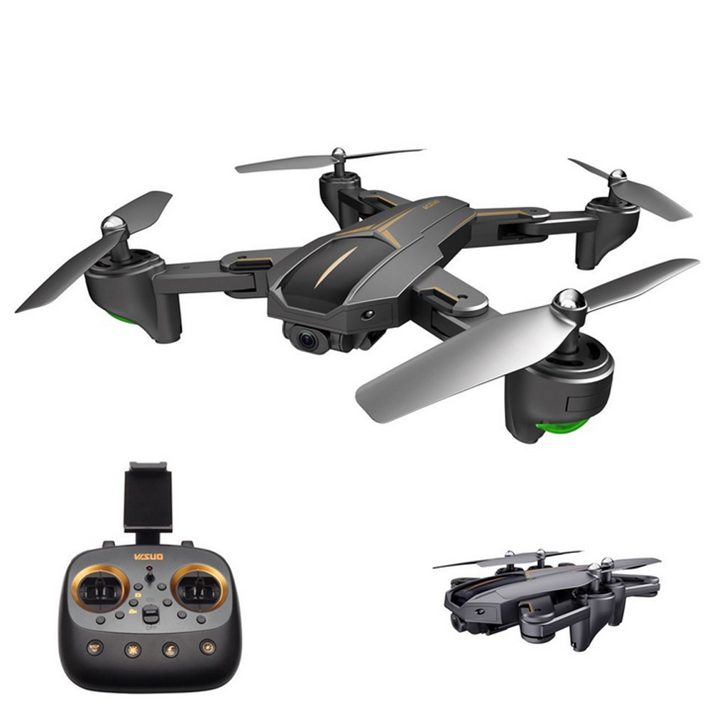 Top Brand VISUO XS812 GPS 5G WiFi FPV 5MP 1080P HD Camera Foldable RC Quadcopter Drone Outdoor Aerial PhotographyDrone