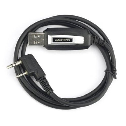 imágenes para BAOFENG Original de Programación USB Cable para BAOFENG UV-5R UV-3R + 888 S T w r Con Conductor CD-envío gratis