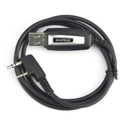 bilder für Original BAOFENG USB Programmierkabel für BAOFENG UV-5R UV-3R + 888 S T w r Mit Fahrer CD -- freies verschiffen
