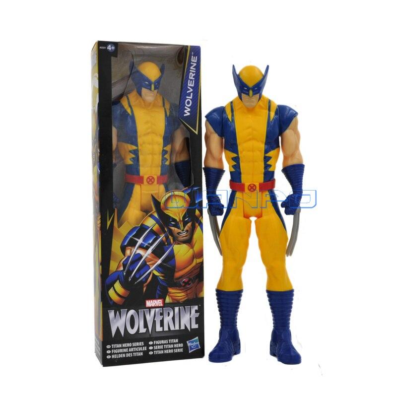 figurine 30 cm wolverine