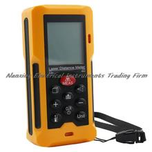 Cheap price Fast arrival HT-60 Laser Rangefinder 60m 196ft Laser Distance Meter Measurer Medidor Laser Measure Area/Volume Tool