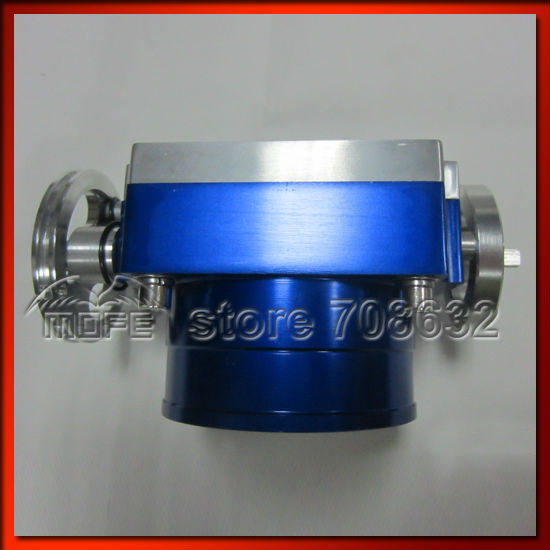 Vq38tps Универсальный 90 мм Дроссельной заслонки синий